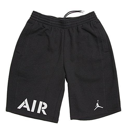 Nike Mens Air Jordan Retro 5 Shorts Black/Grey 835376-010 Size 2X-Large (Nike Bags Stand)