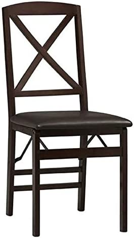 Riverbay Furniture 18″ X Back Dining Chair
