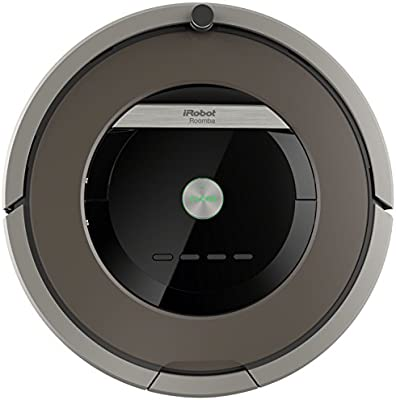 iRobot Roomba 871 - Robot aspirador, tecnología Aeroforce (manual ...