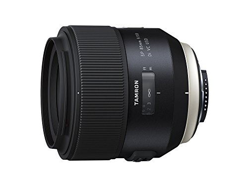 Tamron F016 - 85 mm - f/1.8 - Fixed Focal Length Lens for Ni