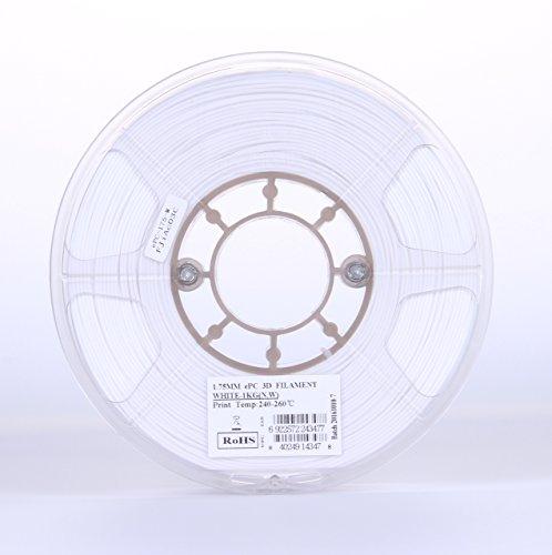 eSUN 1 75mm PolyCarbonate Printer Filament