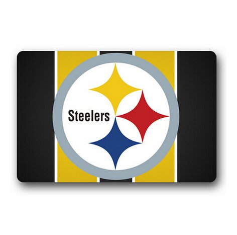Steelers Welcome Mats Pittsburgh Steelers Welcome Mat