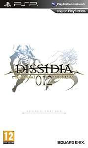 Dissidia 012 : Final Fantasy - Legacy Edition (PSP) [Importación inglesa]