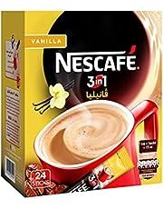 NESCAFE 3in1 Stick Vanilla Pack of 24x18g