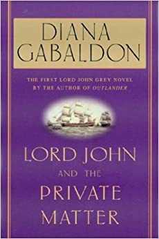 Book Lord John and the Private Matter