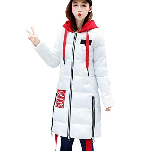 rude épaissir femmes classique chaud de hiver plus manteau confortable vêtements Manteaux capuche manches produit matelassé vestes élégant blanc duvet décontractée air les en mode plein longue dessus femmes longues Xpwaqa8Rx