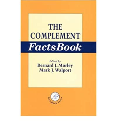 Book [(The Complement FactsBook)] [Author: Bernard Morley] published on (January, 2000)