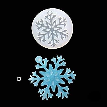 Buy HITSAN INCOPRORATION HEARTMOVE 4 Style DIY Handmade Snowflake
