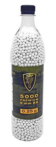 Elite Force .25G 5000 Count Airsoft BBS