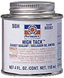 Permatex 80062 High Tack Gasket Sealant, 4 oz. Size: 4 Ounce