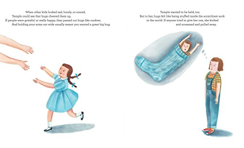 How to Build a Hug: Temple Grandin and Her Amazing Squeeze Machine by Atheneum Books for Young Readers (Image #3)