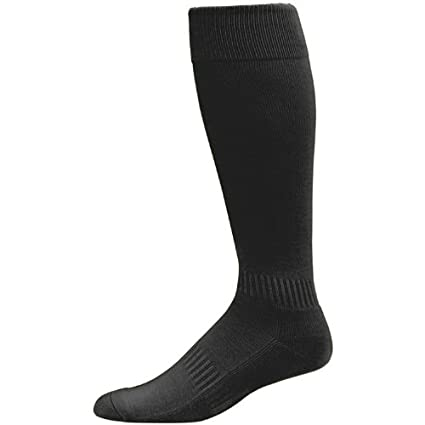 0bdc9cf85dfe Black Youth Multi-Sport Socks (Baseball, Soccer, Football, Lacrosse,  Softball