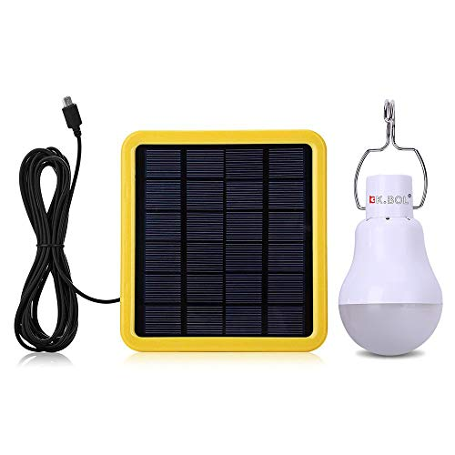 Solar Powered Light Components in US - 8