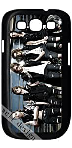 Asking Alexandria English metalcore band HD image case for Samsung Galaxy S3 I9300 black + Gift