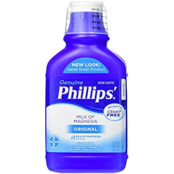 Phillips Milk of Magnesia Original 26 oz (Pack of 3)