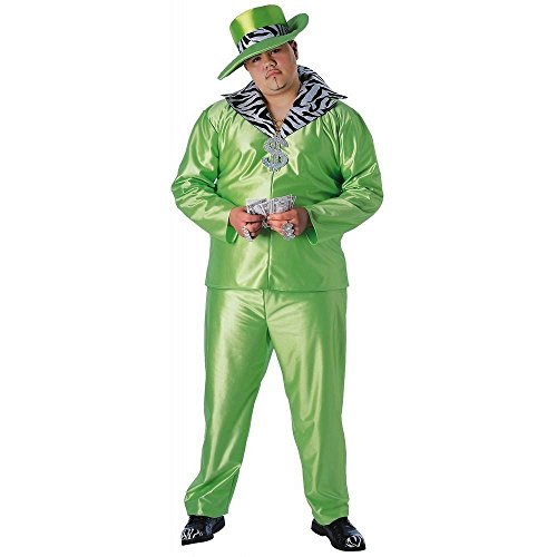 Big Daddy Costume - Plus Size - Chest Size 50-54 ()