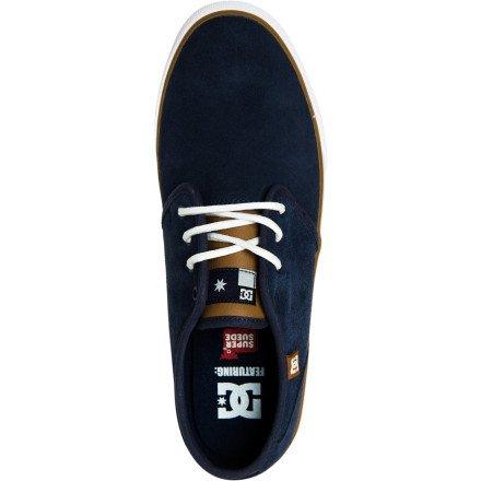 Dc Menns Studio S Blonder-up Mote Sneaker Midnatt