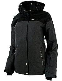 Women's Snowshoe Mountain Omni Heat Waterproof Hooded Ski Jacket