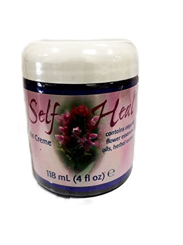 (Flower Essence Services Self-Heal Cream Jar, 4 Ounce by Flower Essence Services)