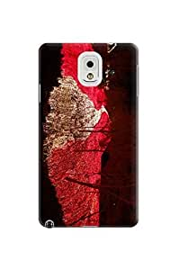 lorgz New Style fashionable designed TPU phone protection case For Samsung Galaxy note3 with Fresh Patterns