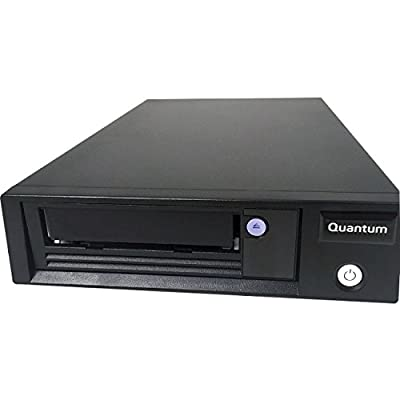 Quantum TC-L82GN-BR Lto-8 Tape Drive Black Bare 04dec17 from Quantum