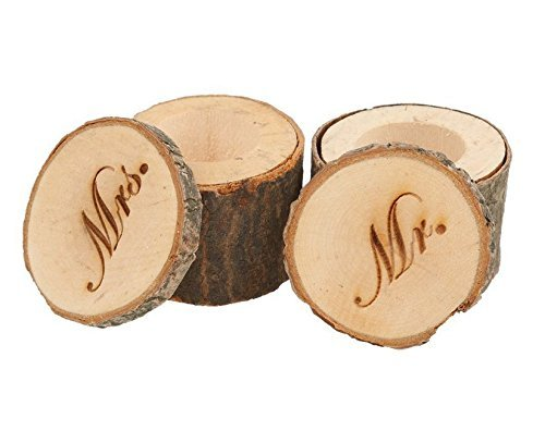 Personalized Wedding Rings (Sorive Rustic Ring Box- Mrs & Mr wedding Ring Box, Wedding Ring Bearer Box, personalized rustic wedding ring)