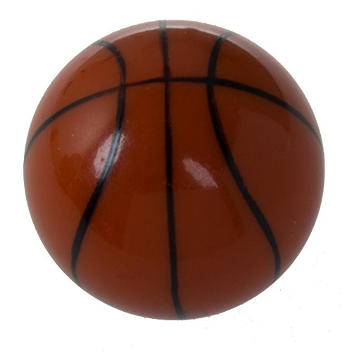 GlideRite Hardware 1002-BB-10 Basketball Sports Cabinet Dresser Knobs 10 Pack