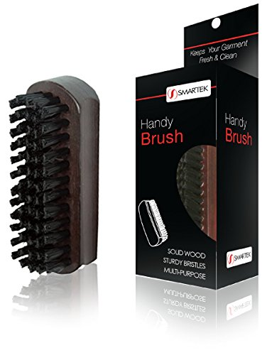 Clothes Brush , Wood Handle, Lint Pet Hair Dust Remover