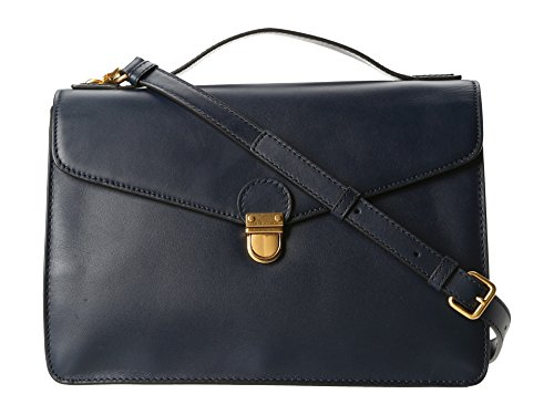 Marc by Marc Jacobs Top Chicret Colorblocked Top Handle Satchel Deep Sea Navy One Size ()