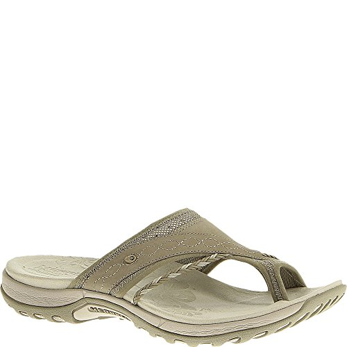Merrell Women's Hollyleaf Sandal,Taupe,5 M US by Merrell