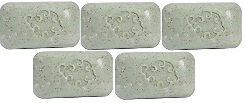 BAUDELAIRE HAND SOAP,MINT LOOFA, 5 OZ 5 pack