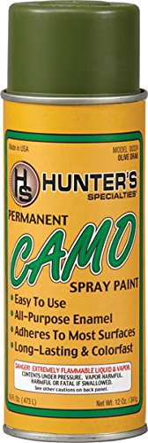 Hunters Specialties Spray Paint (Olive Drab)