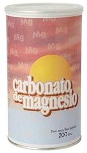 Carbonato de Magnesio Fresa 200 gr de Sotya