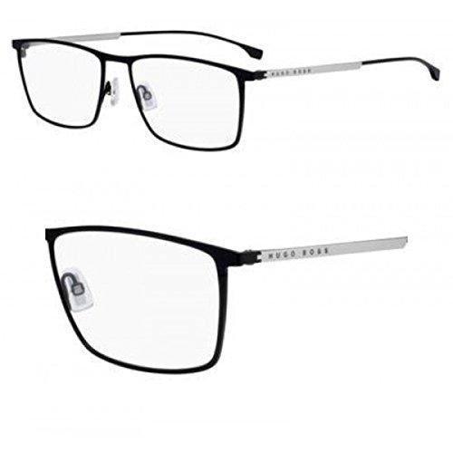 Eyeglasses Boss Black 976 0003 Matte - Matte Eyeglasses Black 0003