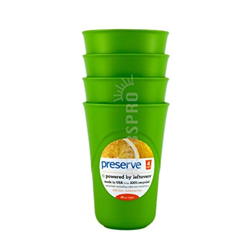 Preserve Everyday Cup, Green Apple 16 oz
