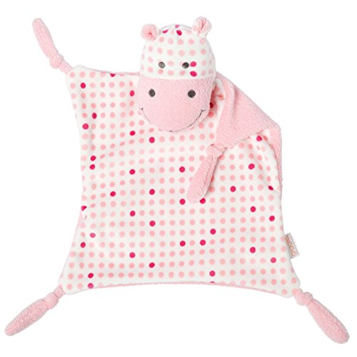 Manhattan Toy Baby Tactile Snuggle Blankie, Pink - Manhattan Store