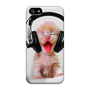 New Trance Cat Cases Compatible With Iphone 5/5s