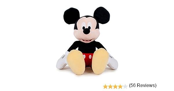 Mickey Mouse - Muñeco Peluche, (Famosa 760011897): Amazon.es ...