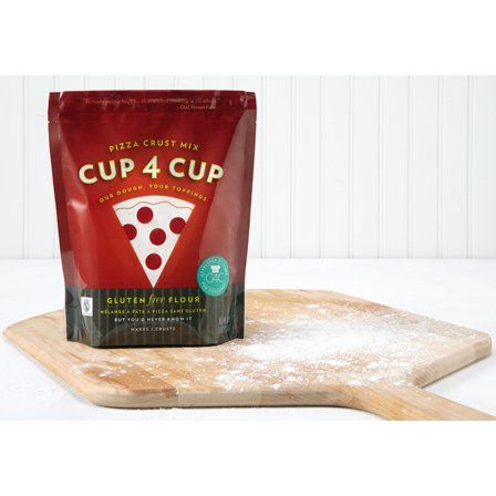 Cup 4 Cup - Gluten Free Pizza Crust Baking Mix - 25 Lb Bag