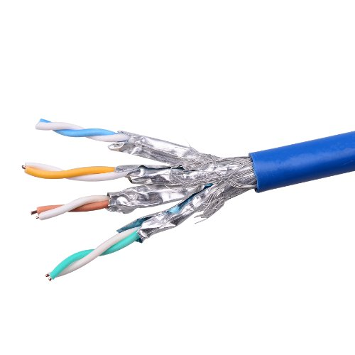 Cable Matters Snagless Cat 6a Cat6a Sstp Sftp Shielded