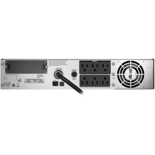 APC MAIN-199985 Smart-UPS RM SMT1000RM2U 700W/1000VA 120V
