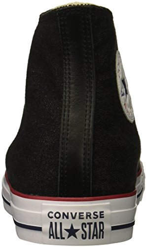 Taylor Brown High White Chuck Top Black Converse Sneaker Denim All Star 5qzSP