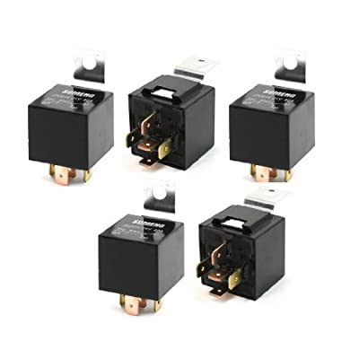 Uxcell Car Relay (5 Piece)