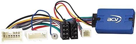 OPEL Vivaro A Movano B ; Auto Radio Adapter Lenkrad Adapter Anschluss Kabel