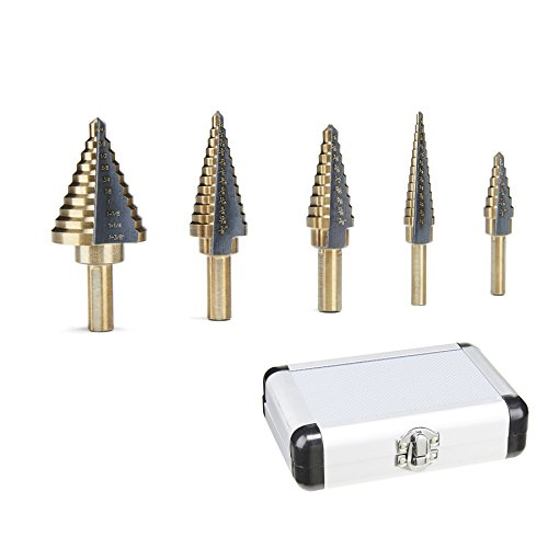 Buy drill bits that go through steel