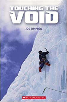 Book Touching the Void (Scholastic Readers)
