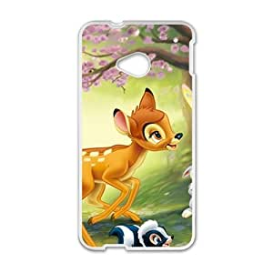 NCCCM bambi New Phone Case for HTC ONE M7 by ruishernameMaris's Diary