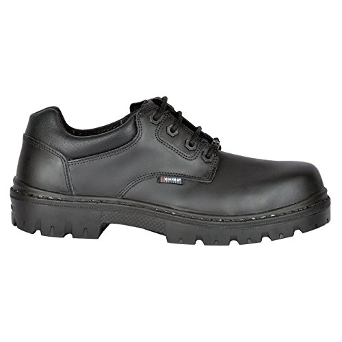 Cofra 26450-000.W39 Sumatra S3 SRC Scarpe di di sicurezza, taglia 39, colore: nero