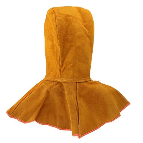 MagiDeal Casco de Soldadura Capucha de Protección Cabeza Cuello Tapa Sombrero Resistente al Calor: Amazon.es: Bricolaje y herramientas