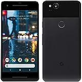 Google Pixel 2 64 GB, Black Factory Unlocked (Renewed)